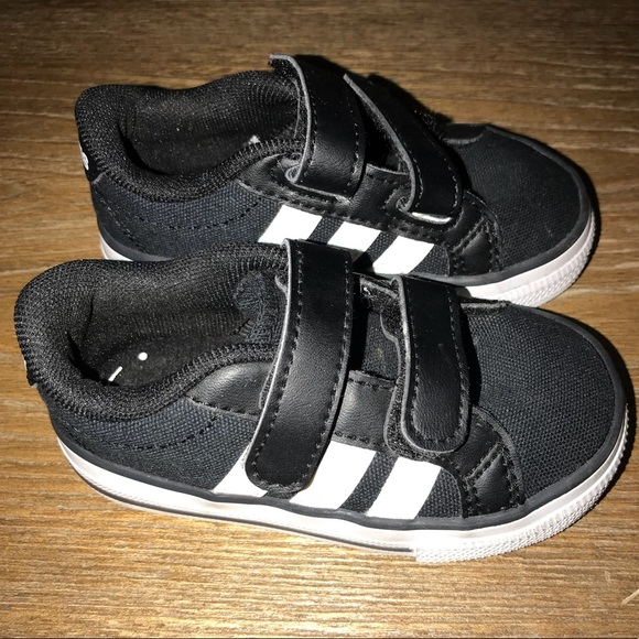 f6447ada62a5 adidas Other - ADIDAS Toddler Baby Neo VL Velcro Sneakers Shoes